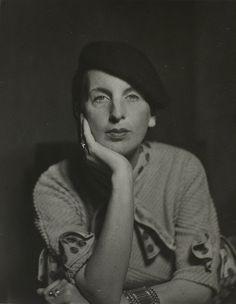 Kay Boyle, 1934  photo by Man Ray