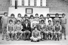 upper TCV School Team early 1980