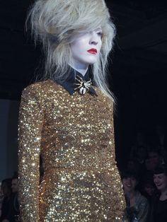 sequins + spiders // Amanda deLeon Clothing