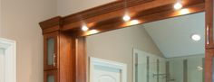 beautiful crown moulding and pot lights - Google Search