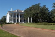 Natchez, Ms.  Home to several plantation mansions. Great to self tour.