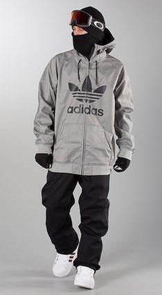 Adidas Snowboarding \