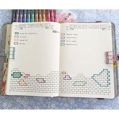 Bullet journal: Home Improvement wishlist | ohayobento