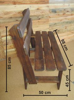 Delightful Woodworking Furniture How To Paint Outdoor Furniture Plans, Wooden Pallet Furniture, Woodworking Furniture, Wooden Pallets, Diy Pallet Projects, Furniture Projects, Diy Furniture, Furniture Dolly, Furniture Online