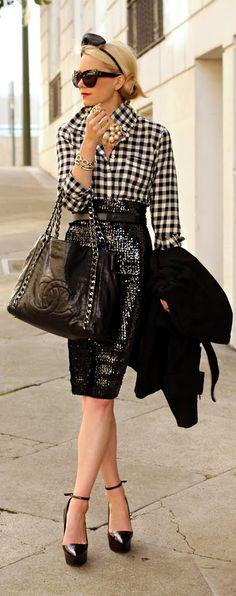 City style chic . Atlantic ~ Pacific Blog