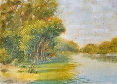 My Arts and Creatives: Riverbank