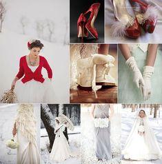 Celebra tu boda en Navidad Toda la inspiración para celebrar una boda en Navidad en el blog http://losdetallesdetuboda.com/blog/