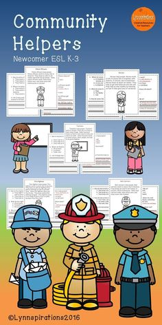 These Community Helpers reading comprehension passages for grades can be… Test Taking Skills, Police Officer Requirements, Law Enforcement Jobs, Reading Comprehension Passages, Reading Strategies, Thing 1, Community Helpers, Classroom Activities, Kindergarten Literacy