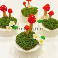 moss woodland chocolate covered oreos