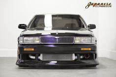 1990 Nissan Laurel C33 Turbo