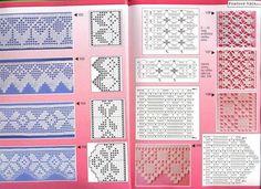 Inspirações de Croche com Any Lucy: Croche Filé