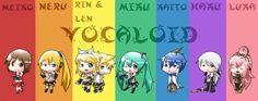 Vocaloid - Buscar con Google