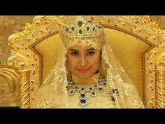 Royal wedding celebrations continue in Brunei - no comment