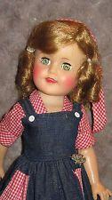 Poupée ancienne américaine SHIRLEY TEMPLE  Ideal Toys Années 60