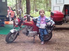 Motorcycle Princess