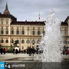 #Torino raccontata dai cittadini per #inTO Foto di chia1008 Il sole non c'è ma…