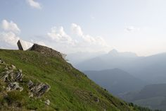 Messner Mountain Museum Corones,© Werner Huthmacher