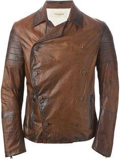 Al Duca D'Aosta 1902 double breasted jacket