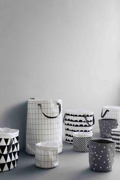 FERM Laundry Basket Grid | Klevering opbergen speelgoed