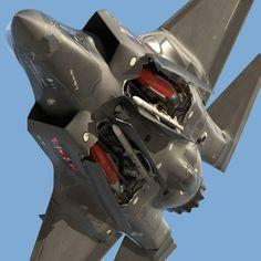 F-35 Lightning II weapons load.