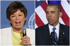 Top White House Adviser Valerie Jarrett: Obama 'Hasn't Had a Scandal' (I guess they're hoping if they all repeat this propaganda loud enough & often enough, uninformed people might actually believe it.