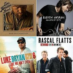Country Summer Playlist
