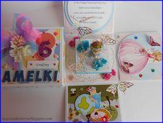 Mój świat kolorów...: Box dla Amelki...