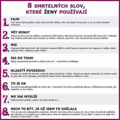 How women confuse man in Czech language Story Quotes, Motto, Funny Texts, True Stories, Good Things, Funny Things, Jokes, Language, Lol