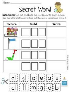 L Blends Worksheets Pack | Worksheets and Fun