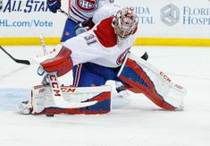 Photo galleries featuring the best action shots from NHL game action. Montreal Canadiens, Hockey Goalie, Ice Hockey, Nhl Games, Tampa Bay Lightning, Tampa Florida, Skates, December, Board