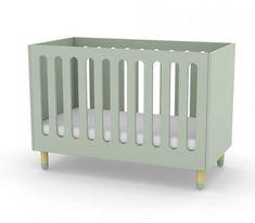 Lettino bebe' Play by Flexa Modern Kids Furniture, Toddler Furniture, Nursery Furniture, Children Furniture, Toddler Cot, Wooden Cribs, Cot Bedding, Kid Beds, Baby Sleep