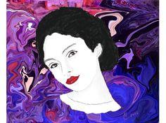 """Vídeo . """"Apresento minha nova fase: retratos virtuais. Simples assim - a pessoa manda uma foto virtual, eu por meio de diversos softwares faço o retrato. Posso fornecer a opção de fundos diferentes. Depois de aprovado, mando via internet e oriento como poderá imprimir em sua cidade. Um grande abraço."""" - Maria Cecilia Camargo https://www.facebook.com/mariacecilia.camargo.1/videos/1179547205399257/"""