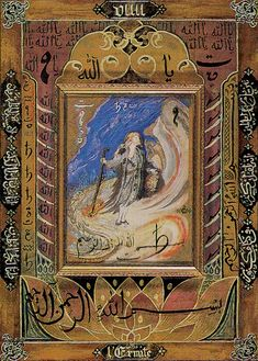 Kazanlar Tarot - The Hermit