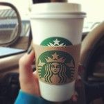 """Starbucks! Go to the one on Cty Rd 50 in Lakeville & ask for a """"Venti Lisa""""! Nom nom nom!!! :D"""