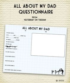 Free Fathers Day Printable Kingpin Collection!