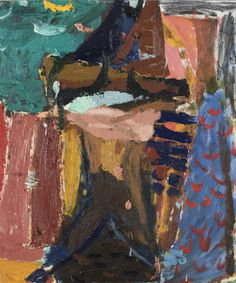 Boy with Ice Cream (study) - James Drinkwater - Nanda\Hobbs Contemporary} Abstract Painters, Abstract Landscape, Abstract Art, Floating Flowers, Mixed Media Canvas, Artist Painting, Figurative Art, Abstract Expressionism, Cover Art