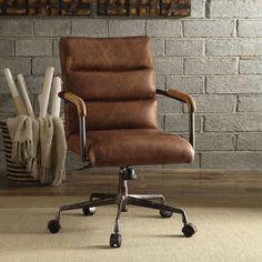 Tamela Leather Executive Chair