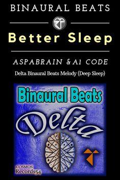 Artist 👉 Aspabrain & A1 Code Album 👉 Delta Binaural Beats Melody (Deep Sleep) - Song - 4 Hz Binaural Beats - 🇬🇧 Better Sleep - 🇩🇪 Besserer Schlaf - 🇪🇸 Duerme mejor - #sleep #sleepy #bed #bedtime #sleeping #sleeptime #nighttime #tired #sleepyhead #instagoodnight #nightynight #rest #lightsout #nightowl #passout #knockedout #moonlight #knockout #cuddle #goodnight #moon  #cuddly #childrenphoto #infant #Delta  #binauralbeats #brainfoods  #binaural #isochronictones Cosmos, Sleeping Songs, Binaural Beats, Good Sleep, Sleep Better, Nighty Night, Deep, Meditation Music, Bedtime