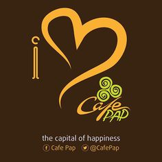 Cafe Pap on Behance
