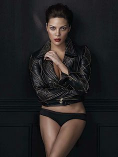 Fashion Media Philippines: KC Concepcion in Editorial for Rogue Magazine (January-February 2012)