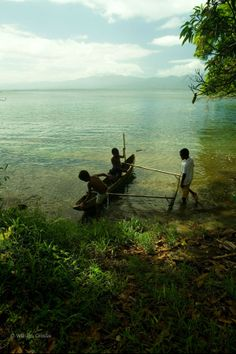 Papua New Guinea: This country has some of the highest levels of marine biodiversity in the world — including pygmy seahorses, reef sharks and tropical fishes — but is considerably less impacted than other areas in the region. - http://blog.conservation.org/2014/01/10-marine-areas-we-must-protect/