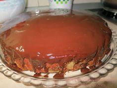 Ζουζουνομαγειρέματα: Μηλόπιτα σοκολατένια, με καρύδια, μέλι και ταχίνι!...