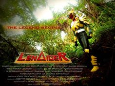 Wild Warden Lenaiger, Indonesian Tokusatsu Film by KOMUTOKU Live Action, Comic Books, Comics, Film, Fictional Characters, Movie, Film Stock, Cinema, Cartoons