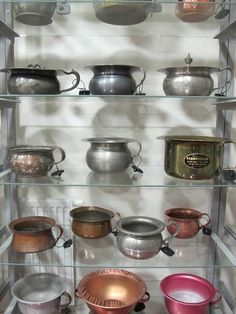 Prague has its own official Museum of Historical Chamber Pots and Toilets