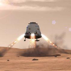 Mars Landing - SGU