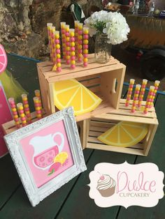 Pink Lemonade Party Birthday Party Ideas | Photo 7 of 20