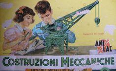 ALBUM AMICORUM, Meccano erections