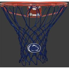 Krazy Netz Pennsylvania State University Blue Basketball Net - KNC8005, Durable