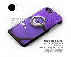 Evil Monster Minion case for iPhone 4/4S/5 iPod 4/5 Galaxy S2/S3/S4 | FixCenter - Accessories on ArtFire