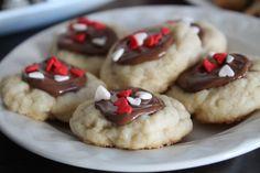 Thumbprint Nutella Cookies https://www.youtube.com/watch?v=S1Z0zz-r7xg